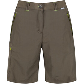 Regatta Chaska Shorts Women Tree Top